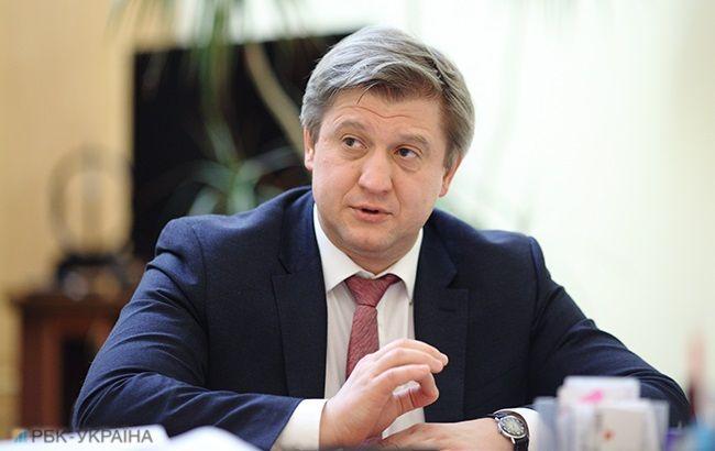 Данилюк анонсировал изменение формата заседаний СНБО