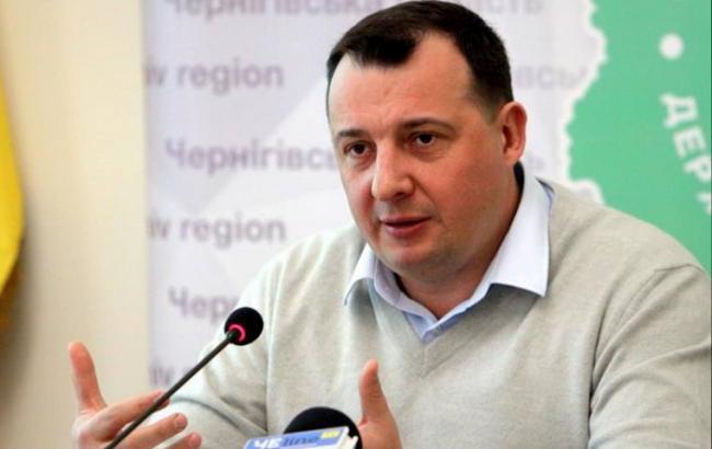 Порошенко звільнив голову Чернігівської ОДА Куліча