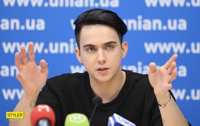"""""""Це свідомий вибір"""": MELOVIN о том, почему заговорил на украинском и как готовится к Евровидению 2018"""