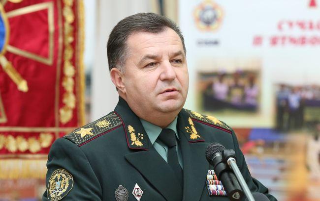 Полторак: РФ не відмовилася від намірів захопити Україну