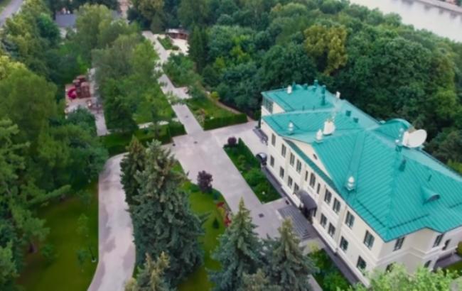 Фото: Бывшая резиденция Никиты Хрущева (bykvu.com)