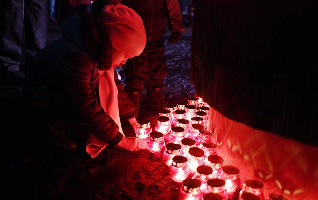 Фото: День Памяти Голодомора (РБК-Украина)