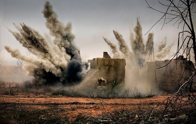 Фото: війна на Донбасі (mil.gov.ua)