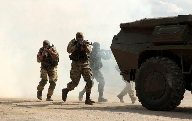 """Бойовики на Донбасі обстріляли сили ООС із заборонених """"Мінськом"""" мінометів"""