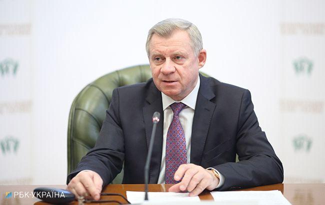 НБУ поліпшив прогноз зростання економіки України