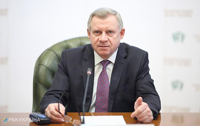1-ый транш МВФ Украина может получить кконцу 2018-ого,— руководитель НБУ