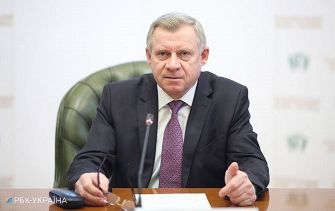 В Офісі президента відреагували на відставку Смолія