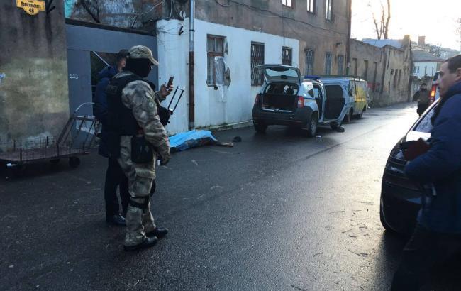 Стрілянина в Одесі: в поліції уточнили число постраждалих