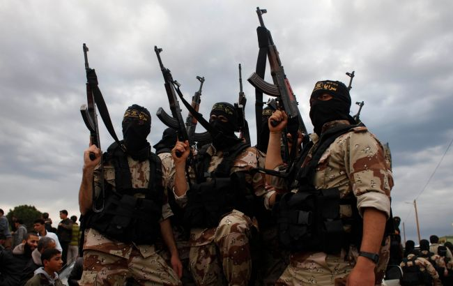 Исламские террористы начали наступление наПальмиру