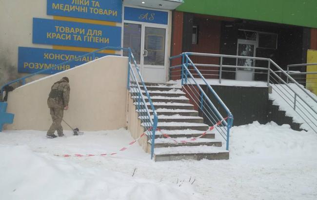 Вибух у Харкові: поліція розглядає версію замаху на вбивство