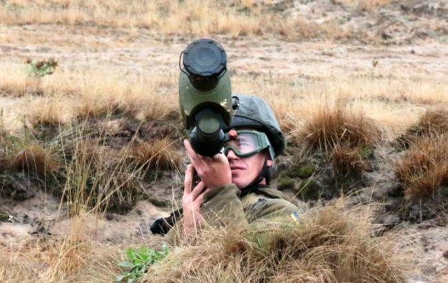 Боевики наДонбассе два десятка раз открывали огонь попозициям ВСУ— штаб