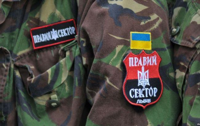 """Бійці """"Правого сектора"""" покинули свої позиції в зоні АТО в Донецькій обл"""