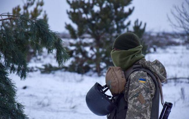 В штабе ООС подтвердили ранение военного на Донбассе