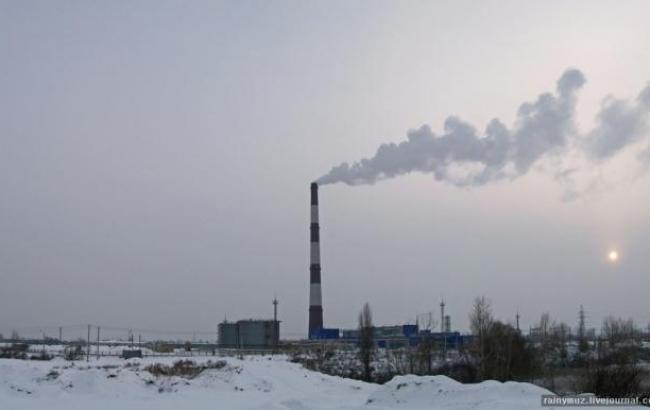 КГГА сообщает о поломке на столичной станции теплоснабжения