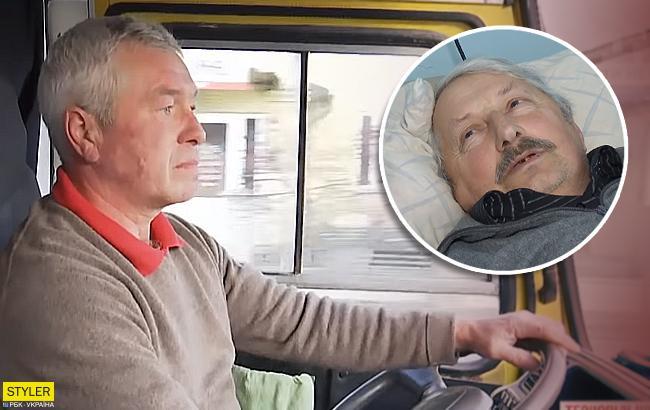 Отдал свой заработок: в Тернопольской области водитель маршрутки спас пассажира