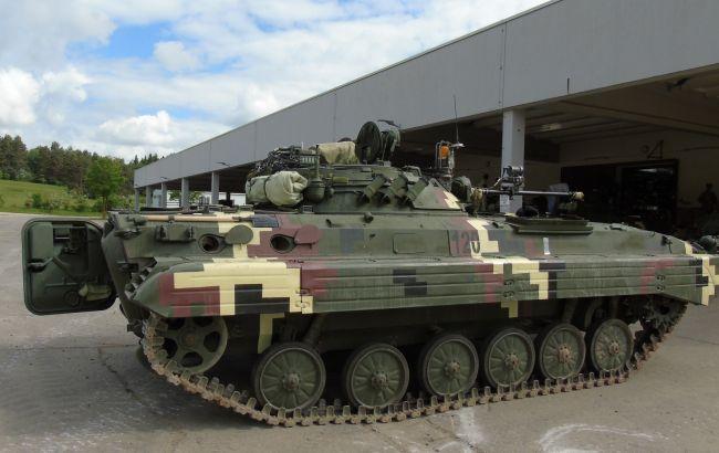 Украинские военные направились вГерманию для участия вучениях НАТО