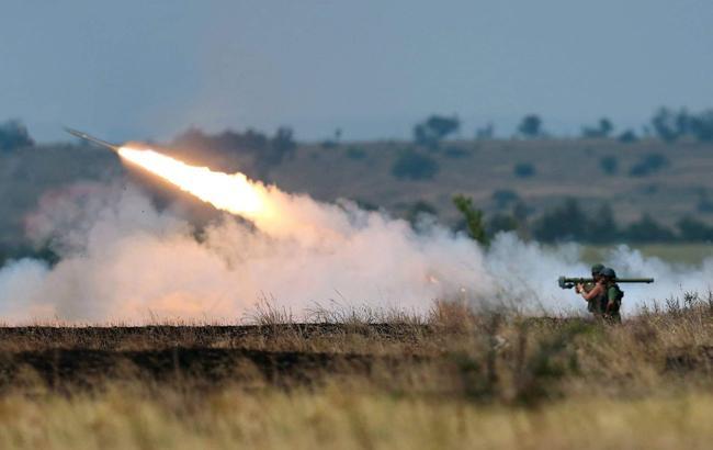 Обстрілом Мар'їнки бойовики продемонстрували зневагу домирних ініціатив,— штаб АТО