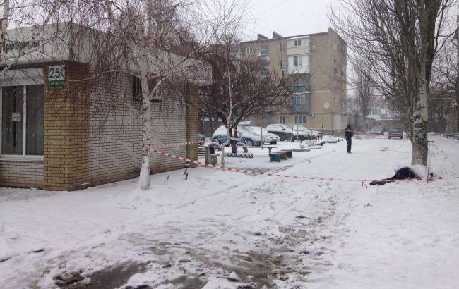 Фото: место происшествия (facebook.com/sergii.knyazev)