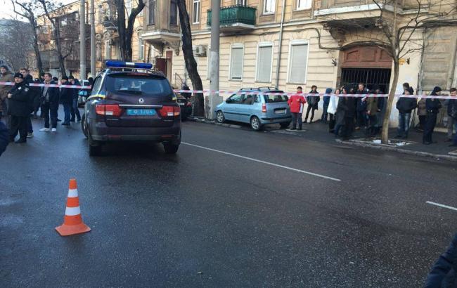 Стрілянина в Одесі: у поліції повідомили хронологію подій