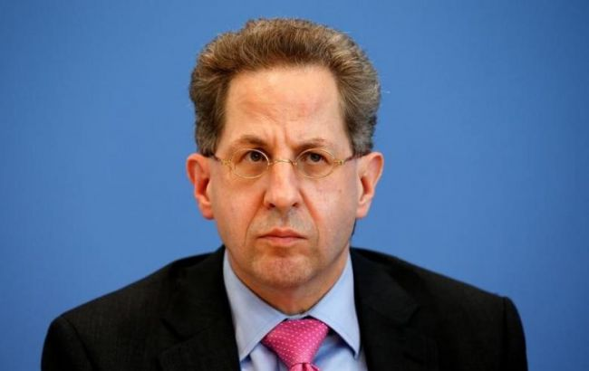 Фото: президент Федеральной службы защиты конституции Германии
