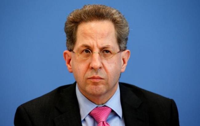 Фото: глава контрразведки Германии Ханс-Георг Маасен