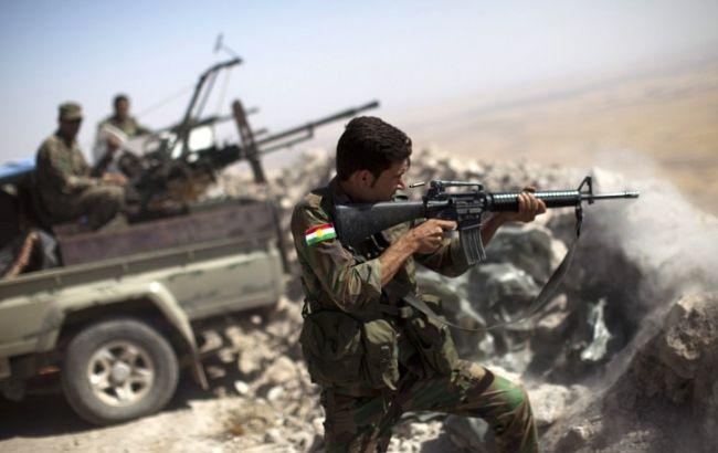 Фото: в Турции курды пытались взять штурмом военную базу