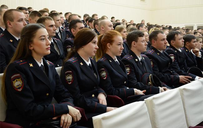 Російським поліцейським наказали публікувати на сайтах тільки позитивні новини на час проведення ЧС-2018