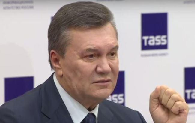 Все пропало: Янукович поскаржився на відсутність грошей