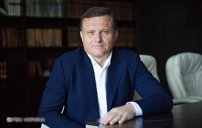 """Контроль над інформаційною політикою """"Інтера"""" є одним з важелів впливу, який зберігає Льовочкін на політичне життя (Фото: РБК-Україна/Віталій Носач)"""
