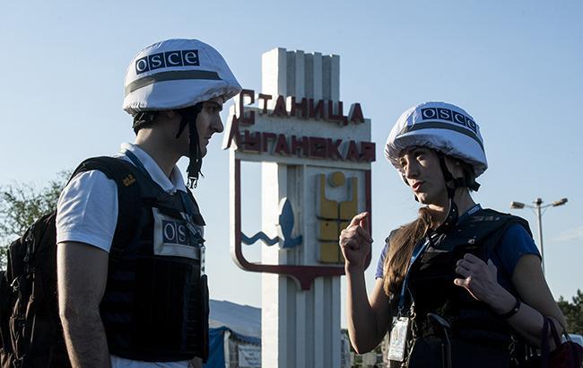 Напропускном пункте вСтанице Луганской задержали боевика