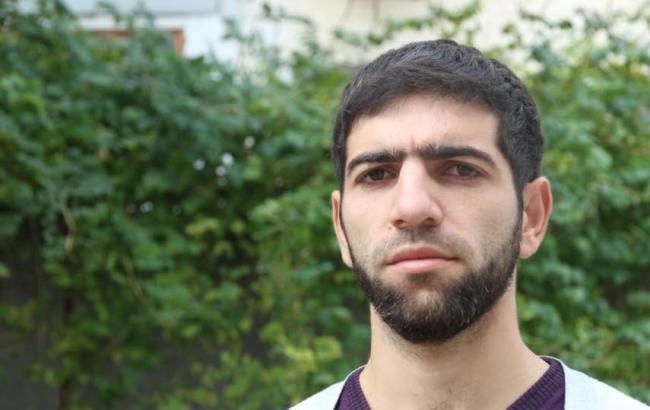 В окупованому РФ Криму з-під арешту вийшов кримсько-татарський активіст