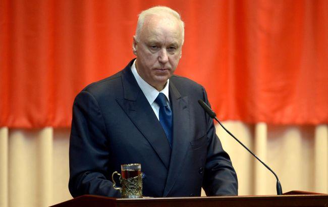 """США включили в """"список Магнітського"""" главу Слідчого комітету РФ Бастрикіна"""
