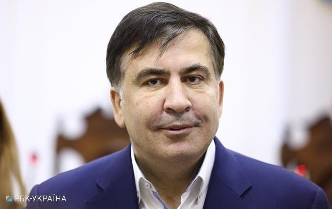 Саакашвілі заявив про відсутність конфліктів з Аваковим