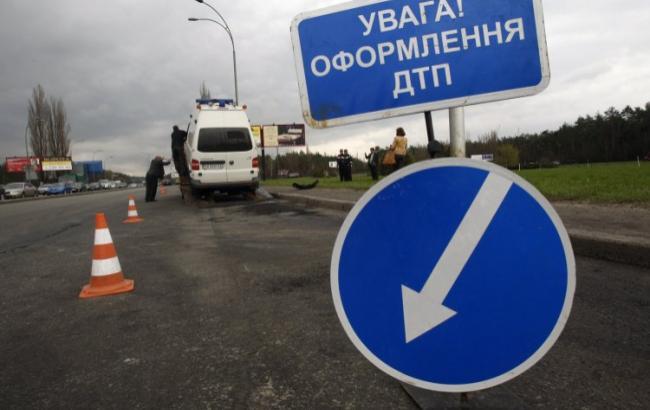 Фото: ДТП (Сергій Светлицький / УНІАН)