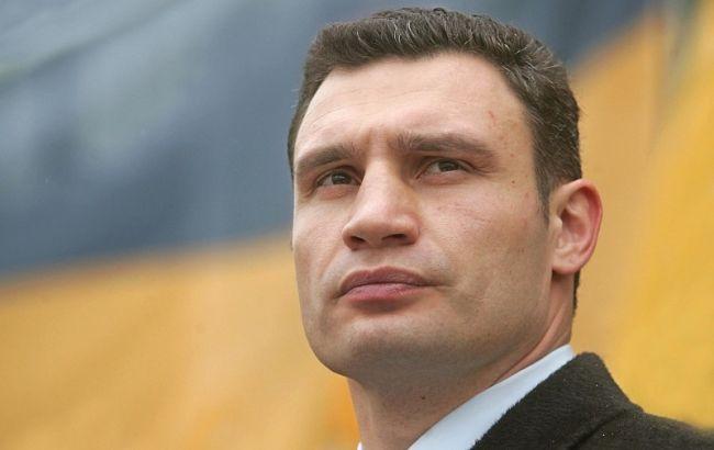 Киевский горизбирком объявил Кличко победителем второго тура выборов мэра
