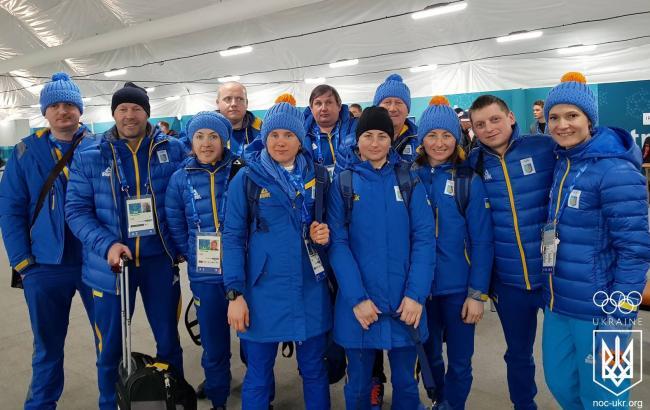 Сборная Украины по биатлону поедет на этап в Контиолахти в неполном составе