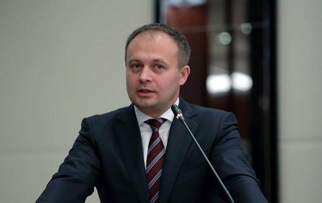 Фото: спикер парламента Молдовы Андриан Канду