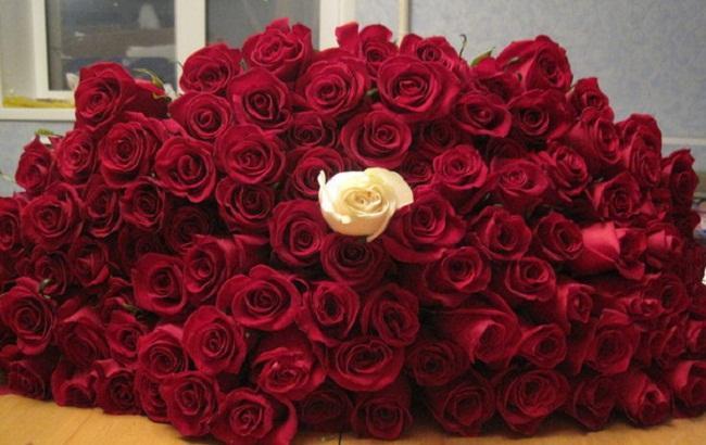 Фото: 101 троянда