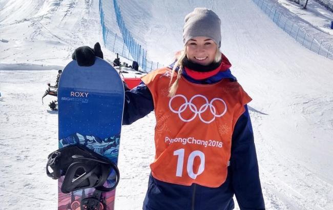 Британская сноубордистка Ормерод невыступит наОлимпиаде из-за травмы