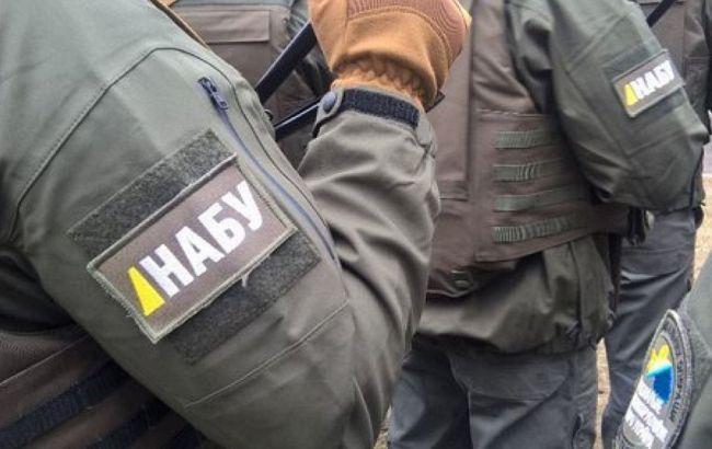 НАБУ проводить обшуки в приміщенні Нацбанку