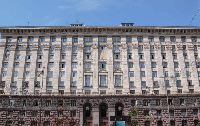 ВКиеве милиции проинформировали о минировании здания КГГА