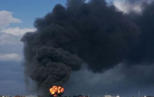 ВИзраиле произошел взрыв нанефтеперерабатывающем заводе
