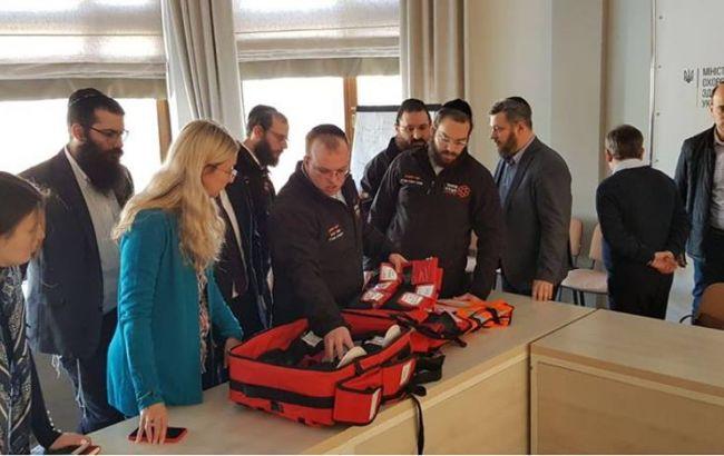 Медики Ізраїлю навчатимуть українців діям в екстрених ситуаціях
