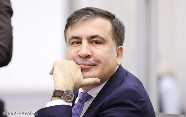 Саакашвили пообещал вернуться на Украину раньше, чем через 3 года
