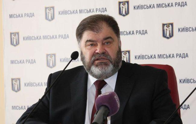 Помер екс-нардеп і колишній голова КМДА Володимир Бондаренко