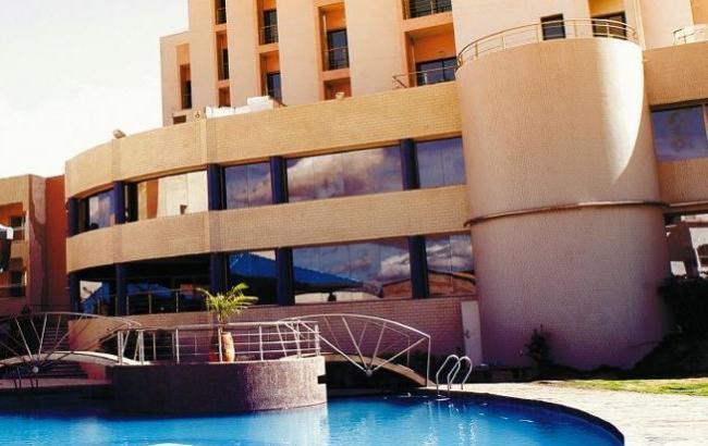 Фото: готель Radisson у Бамако