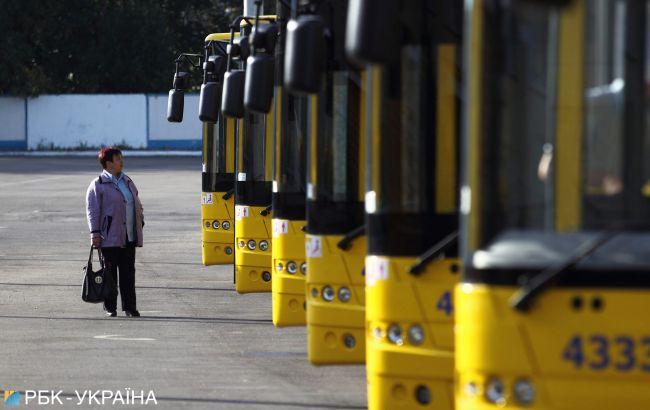 В Украине на выходных могут ограничить работу общественного транспорта