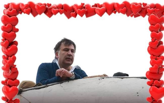 День Святого Валентина: украинские политики стали героями комичных коллажей