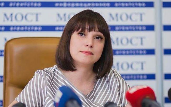 Фото: Ричкова перемогла на довиборах в Раду на 27 окрузі