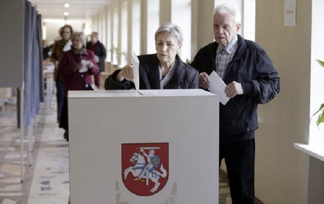Фото: выборы парламента в Литве
